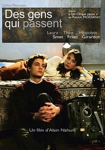 As Pessoas que Passam - Poster / Capa / Cartaz - Oficial 1
