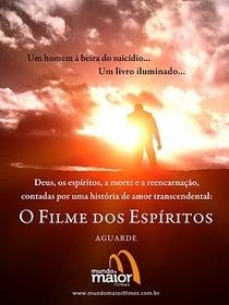 O Filme dos Espíritos  - Poster / Capa / Cartaz - Oficial 2
