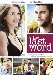 The Last Word - A Última Palavra - Poster / Capa / Cartaz - Oficial 1