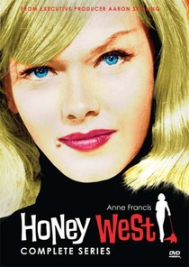 Honey West - Poster / Capa / Cartaz - Oficial 1