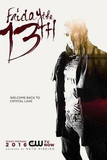 Friday the 13th: Crystal Lake Chronicles (1ª Temporada) - Poster / Capa / Cartaz - Oficial 1