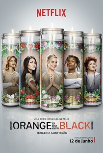 Orange Is The New Black (3ª Temporada) - Poster / Capa / Cartaz - Oficial 1