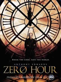 Zero Hour - Poster / Capa / Cartaz - Oficial 1