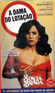 A Dama do Lotação - Poster / Capa / Cartaz - Oficial 2