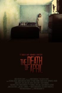The Death of April - Poster / Capa / Cartaz - Oficial 1