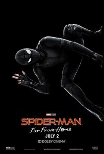 Homem-Aranha: Longe de Casa - Poster / Capa / Cartaz - Oficial 16