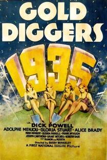 Mordedoras de 1935 - Poster / Capa / Cartaz - Oficial 1