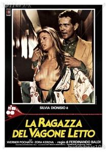 La Ragazza del Vagone Letto - Poster / Capa / Cartaz - Oficial 1