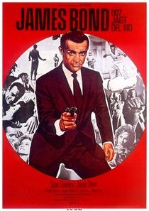 007 - Contra o Satânico Dr. No - Poster / Capa / Cartaz - Oficial 4