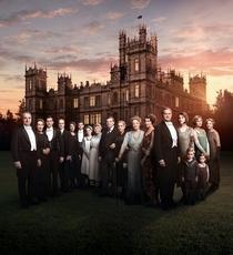 Downton Abbey (6ª Temporada) - Poster / Capa / Cartaz - Oficial 2
