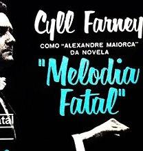 Melodia Fatal - Poster / Capa / Cartaz - Oficial 1
