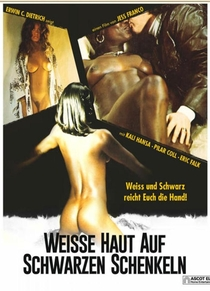 White Skin, Black Thighs - Poster / Capa / Cartaz - Oficial 1