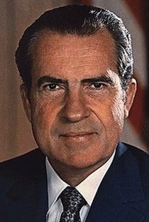 Richard Nixon - Poster / Capa / Cartaz - Oficial 1