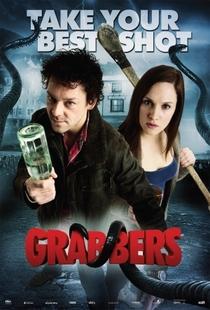 Grabbers - Poster / Capa / Cartaz - Oficial 4