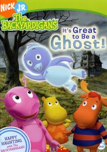 Backyardigans - Os Fantasminhas - Poster / Capa / Cartaz - Oficial 1