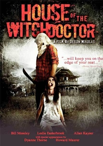 House Of The Witchdoctor  - Poster / Capa / Cartaz - Oficial 2