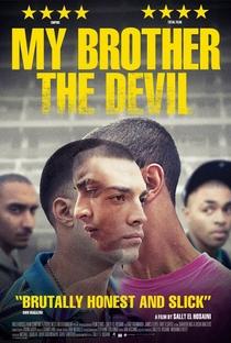 Meu Irmão, o Diabo - Poster / Capa / Cartaz - Oficial 1