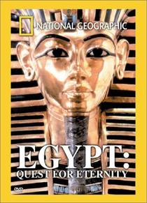 National Geographic Video - Egito: Em Busca Da Eternidade - Poster / Capa / Cartaz - Oficial 2