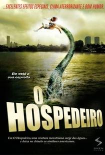 O Hospedeiro - Poster / Capa / Cartaz - Oficial 9