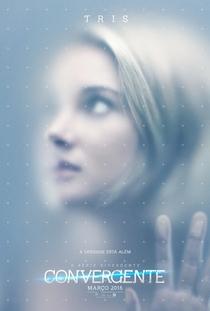 A Série Divergente: Convergente - Poster / Capa / Cartaz - Oficial 3