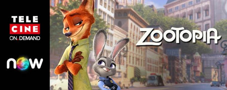 """Assista agora """"Zootopia - Essa Cidade é o Bicho"""", animação da Disney campeã em bilheterias"""