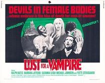 Luxúria de Vampiros - Poster / Capa / Cartaz - Oficial 10