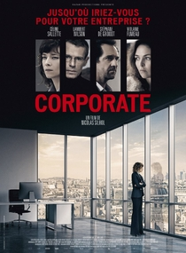 Corporate - Poster / Capa / Cartaz - Oficial 1