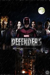 Os Defensores (1ª Temporada) - Poster / Capa / Cartaz - Oficial 7