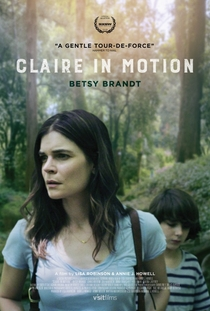 Claire in Motion - Poster / Capa / Cartaz - Oficial 1