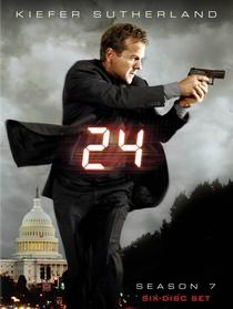 24 Horas (7ª Temporada) - Poster / Capa / Cartaz - Oficial 1