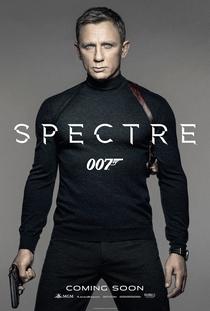 007 Contra Spectre - Poster / Capa / Cartaz - Oficial 2
