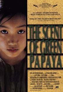O Cheiro do Papaia Verde - Poster / Capa / Cartaz - Oficial 7