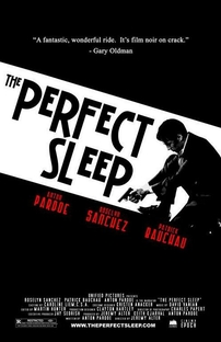 The Perfect Sleep - Poster / Capa / Cartaz - Oficial 3