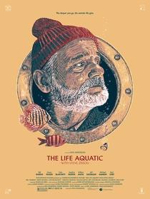 A Vida Marinha com Steve Zissou - Poster / Capa / Cartaz - Oficial 5