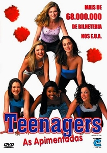 Teenagers - As Apimentadas - Poster / Capa / Cartaz - Oficial 2