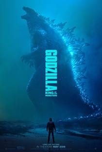 Godzilla II: Rei dos Monstros - Poster / Capa / Cartaz - Oficial 2