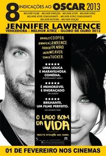 O Lado Bom da Vida - Poster / Capa / Cartaz - Oficial 9