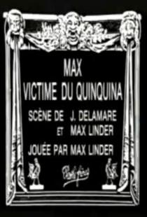 Max victime du quinquina - Poster / Capa / Cartaz - Oficial 1
