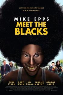 Uma Noite com a Família Blacks - Poster / Capa / Cartaz - Oficial 3