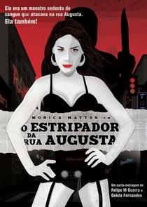 O Estripador da Rua Augusta - Poster / Capa / Cartaz - Oficial 2