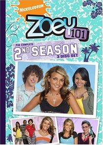 Zoey 101 (2ª Temporada) - Poster / Capa / Cartaz - Oficial 1