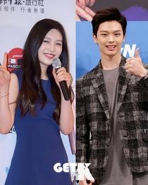 We got Married Season 4: BtoB Sungjae and Red Velvet Joy - Poster / Capa / Cartaz - Oficial 2