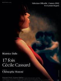 17 Vezes Cécile Cassard - Poster / Capa / Cartaz - Oficial 1