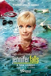 Jennifer Falls (1ª Temporada)  - Poster / Capa / Cartaz - Oficial 1
