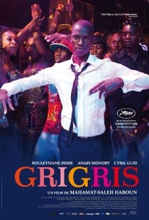 Grigris - Poster / Capa / Cartaz - Oficial 1