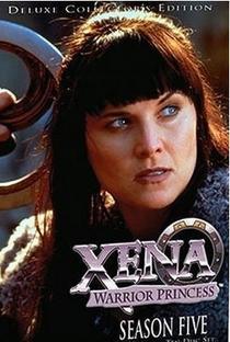 Xena: A Princesa Guerreira (5ª Temporada) - Poster / Capa / Cartaz - Oficial 2