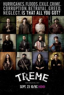 Treme (3ª Temporada) - Poster / Capa / Cartaz - Oficial 1