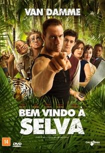 Bem Vindo à Selva - Poster / Capa / Cartaz - Oficial 1