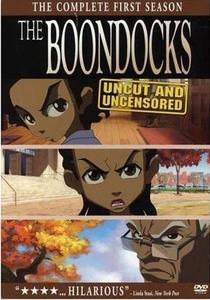The Boondocks - 1ª Temporada - Poster / Capa / Cartaz - Oficial 1