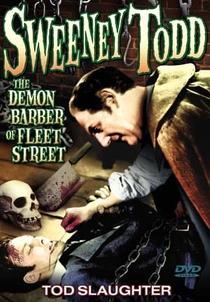 Sweeney Todd  - Poster / Capa / Cartaz - Oficial 1